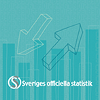 Official crime statistics from Brå.