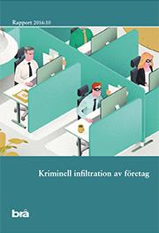 Kriminell infiltration av företag