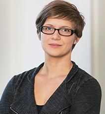 Emelie Hambrook, utredare på Brå.