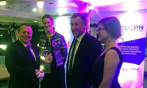 Vinnarna i den europeiska finalen i ECPA-tävlingen 2018
