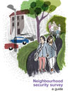 Cover Neighbourhood security survey - A guide