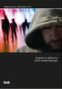 Cover of the report Support to defectors from criminal groups